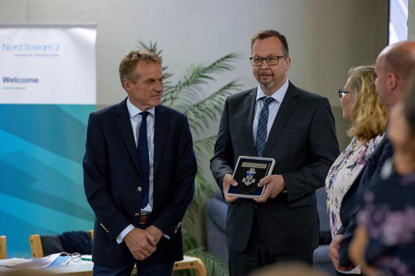 Hanko Event | Nord Stream 2