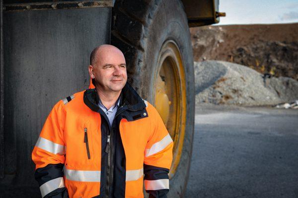Anders Ahlvik | Hangon Sataman Toimitusjohtaja