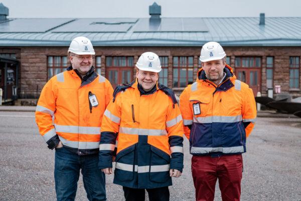 Lehtikuvaus | Content House | Helsingin Sanomat 5.2.2020 | Mainosliite | Ympäristö 2/2020 | Port of Hanko