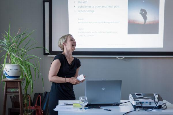 Tapahtuma | Naisten ilta | Hangon Yrittäjät