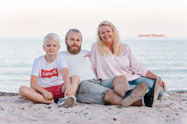Perhekuvaus | Familjefotografering