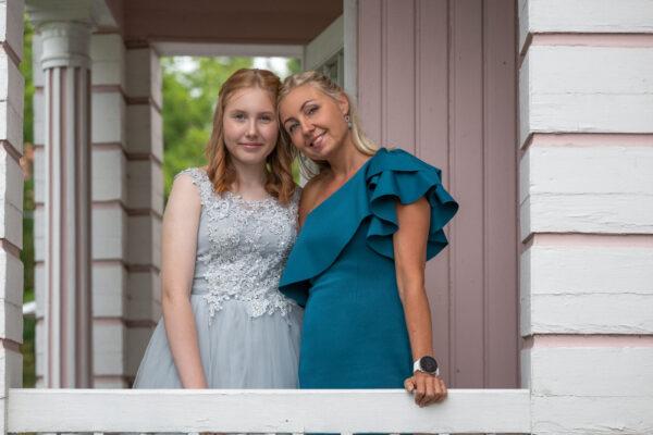 Rippikuvaus | Äiti&Tytär | Konfirmationsfotografering | Mor&Dotter