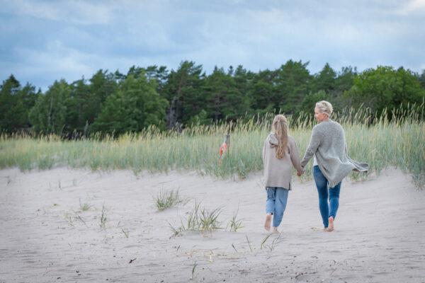 Perhekuvaus | Äiti&Tytär | Familjefotografering | Mor&Dotter
