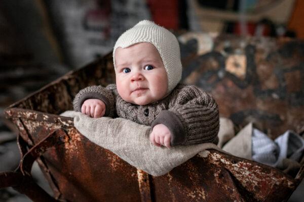 Vauvakuvaus | Babyfotografering