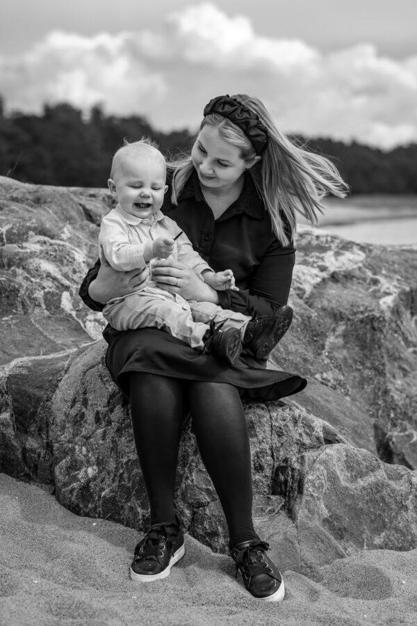 Äiti & Poika | Mor & Son