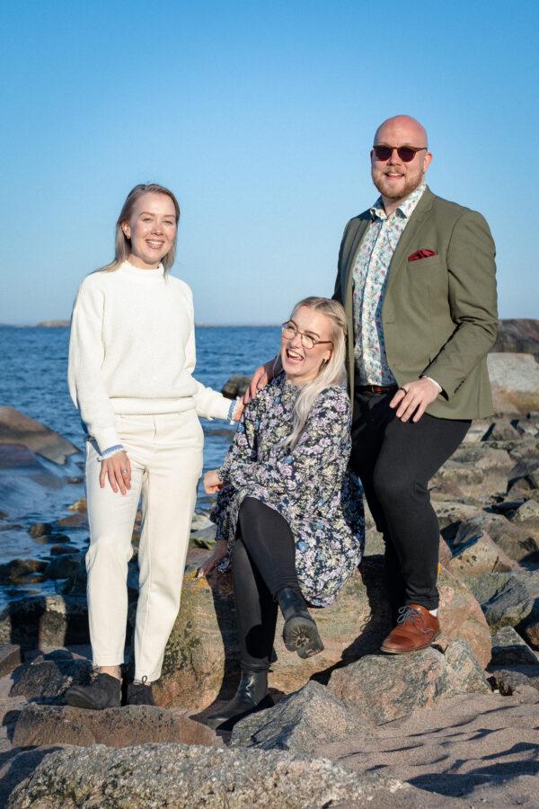 Perhekuvaus | Sisaruskuvaus | Familjeporträtt | Syskonporträtt