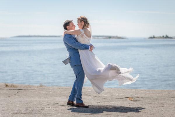 Hääkuvaus | Bröllopsfotografering | A&V