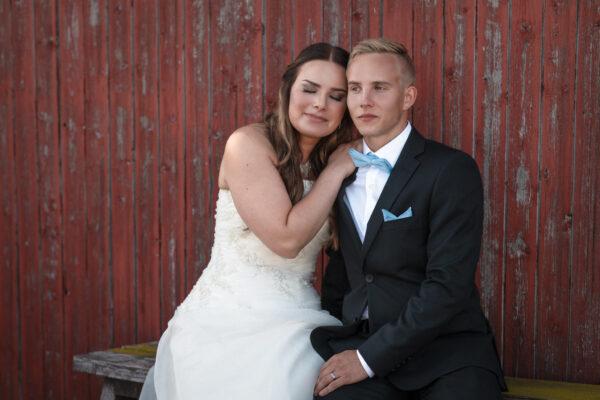 Hääpotretti | Bröllopsporträtt | L&T
